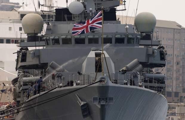 Британия отправит корабли в Чёрное море для поддержки Украины
