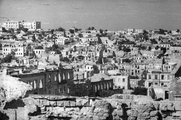 севастополь 1944 год