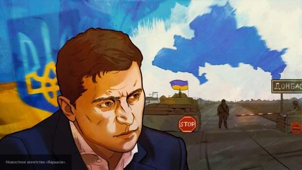 Посол РФ Анатолий Антонов заявил о неспособности Зеленского создать условия для урегулирования на Донбассе