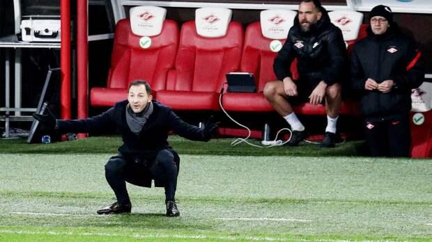 Тедеско назвали кандидатом на пост главного тренера «Сампдории»