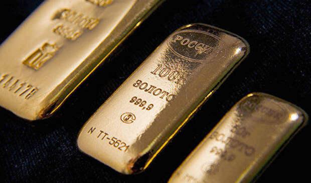 Цены на золото снизились, сдав завоеванные на прошлой неделе позиции