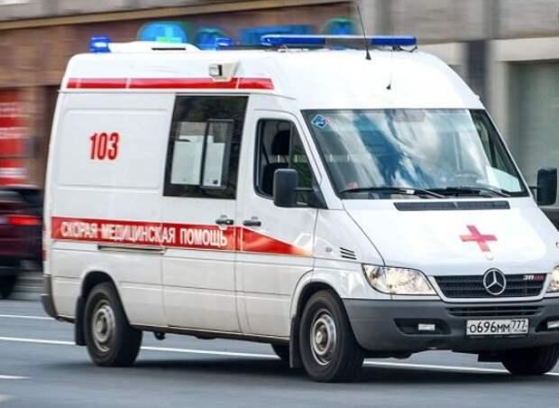 В СВАО за неделю в ДТП пострадало три человека