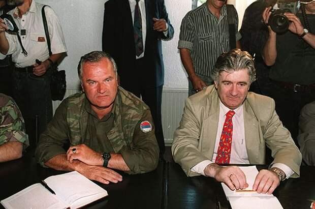 Евросоюз приветствовал решение трибунала по делу генерала Младича