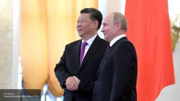 The National Interest сообщил об угрозе для США в сближении России и Китая