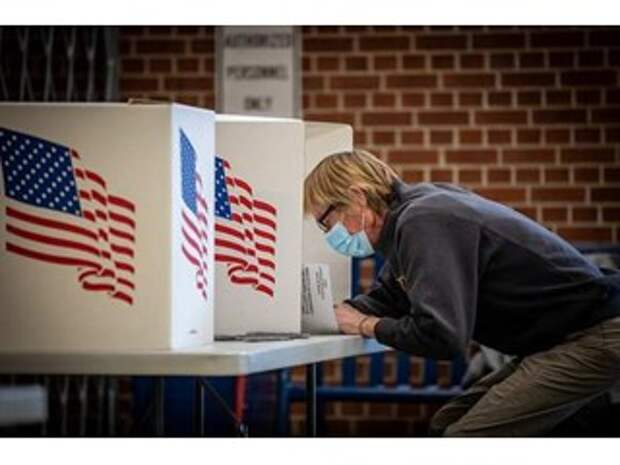 11 сенаторов оспорят итоги президентских выборов в США