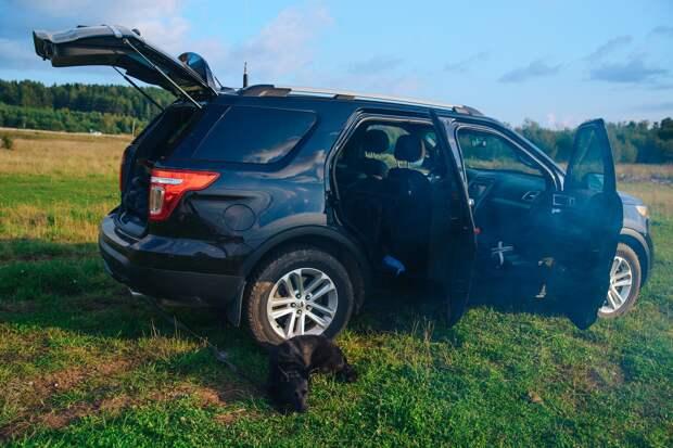Житель Волгоградской области спрятал тело убитого собутыльника из Удмуртии в багажнике машины