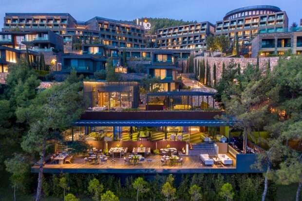 Гостиничный комплекс в Турции стал лучшим пляжным курортом в мире