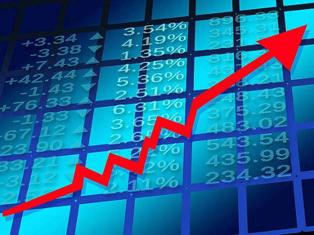 Российский фондовый рынок открылся ростом индексов