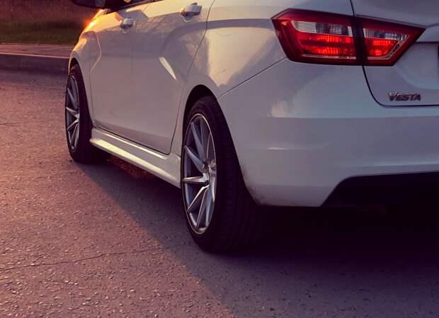 Вылет колёсного диска на авто, на что он влияет, и как не разбить ходовую часть.