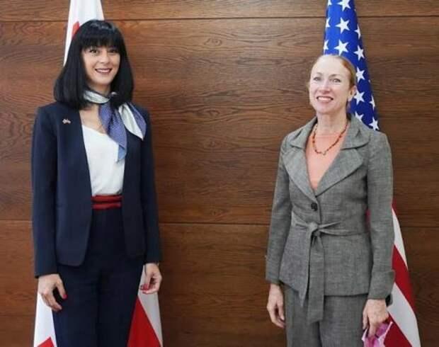 Соответствует своей позиции — посол США в Грузии оценила госминистра