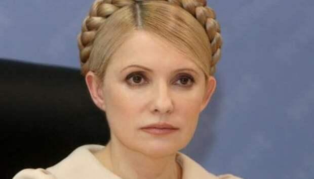 Тимошенко предсказала исчезновение Украины с карты мира   Продолжение проекта «Русская Весна»