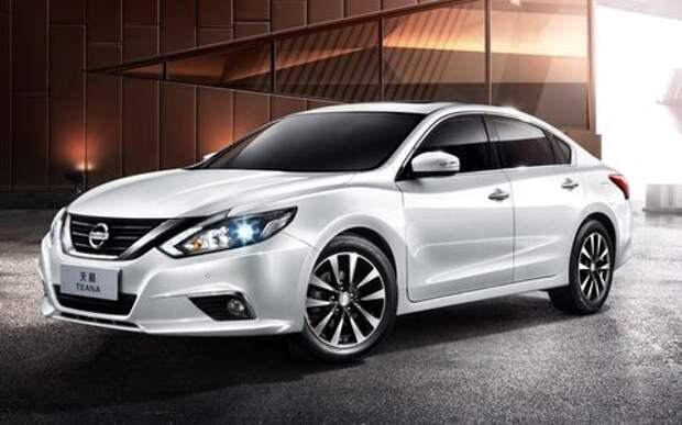 Обновленный Nissan Teana – только для активных клиентов!