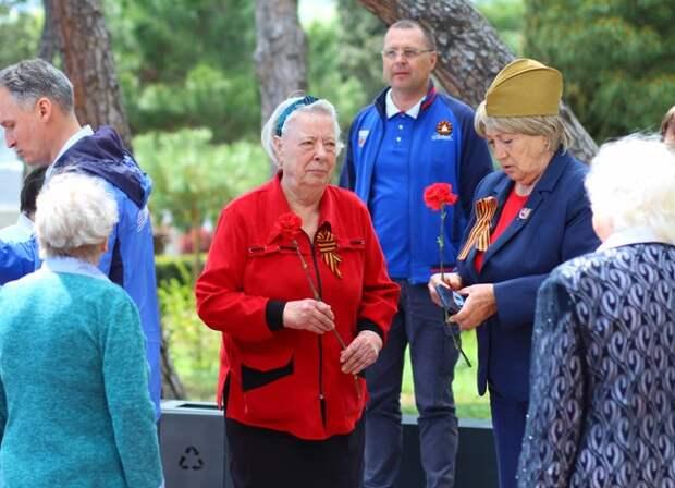 «Артек» чествует ветеранов Великой Отечественной войны
