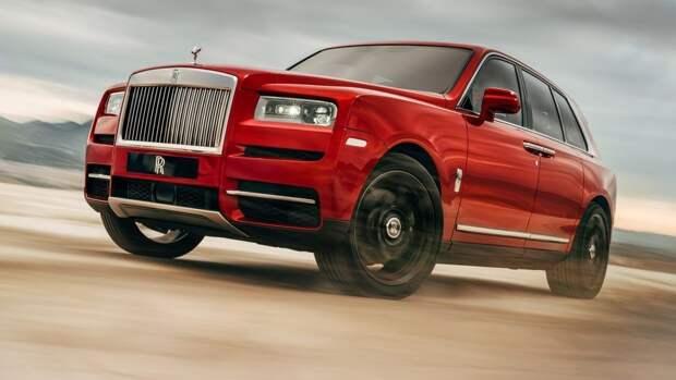 Rolls-Royce будет собирать уникальные кузовы по индивидуальным дизайнам