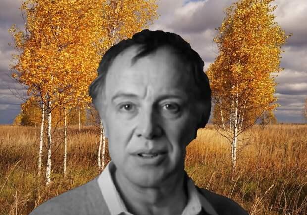 """Смоктуновский читает """"Осень"""" Пушкина. Гениально!"""