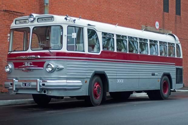 ЗиС-127 автобус, автодизайн, дизайн