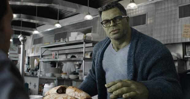 Marvel снимет фильм об Умном Халке