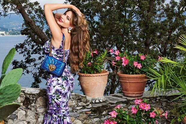 Италия, которую мы потеряли: София Вергара снялась в новой рекламной кампании Dolce&Gabbana