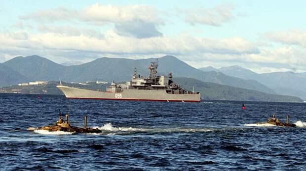 Командно-штабные учения ВВО стартовали на Сахалине и Курильских островах