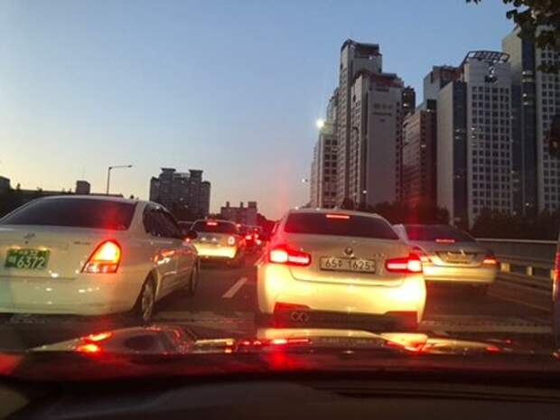 Опыт аренды автомобиля в Южной Корее!