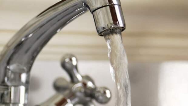 Сергей Аксёнов сообщил об изменении графиков подачи воды в Симферополе и Алуште