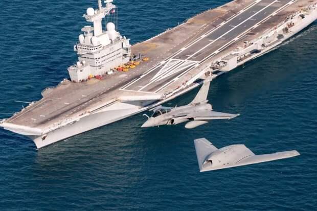 «Китайцы, французы и американцы — дураки, что строят авианосцы»