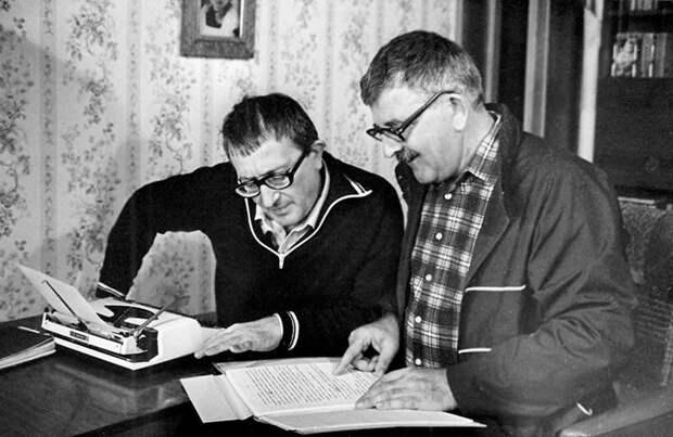 Навсегда живой Аркадий Стругацкий: самые яркие моменты жизни ицитаты изпроизведений