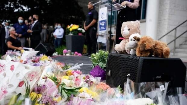 Тысячи присоединились к маршу в поддержку семьи мусульман, убитых в Канаде