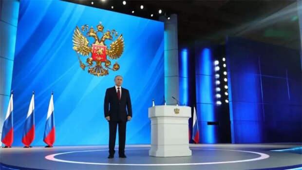 Послание Путина: президент обрисовал Западу пугающую картину