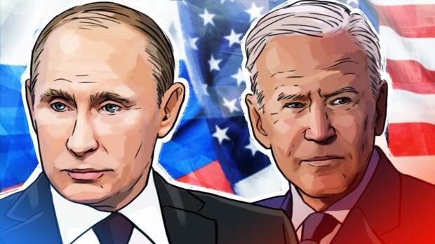 Американцы назвали Путина активным на фоне беспомощного Байдена