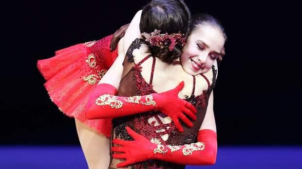 Тарасова: «Думаю, Загитовой и Медведевой не принципиально победить друг друга на командном турнире»