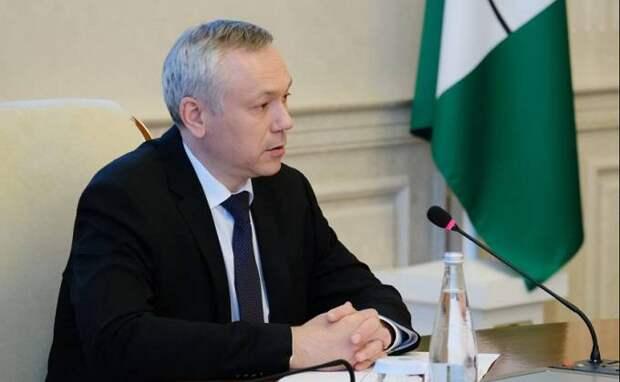 Губернатор поручил выделить ещё почти 300 млн рублей на дороги Новосибирска