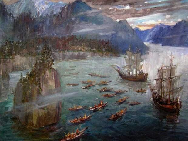 Экспедиция шлюпов «Открытие» и «Благонамеренный». Часть 2