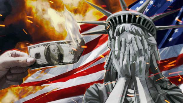 Американист: Процесс по развалу Соединенных Штатов уже запущен