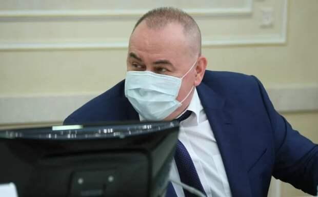 Свердловский министр здравоохранения посетил больницу, где умерли 14 пациентов