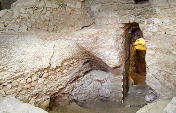 Археологи обнаружили дом, где прошло детство Иисуса Христа