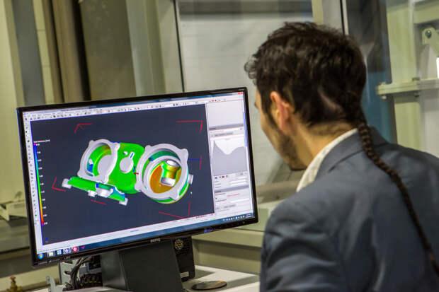 ОАК и Центр цифровых технологий запустили центр 3D технологий в Казани
