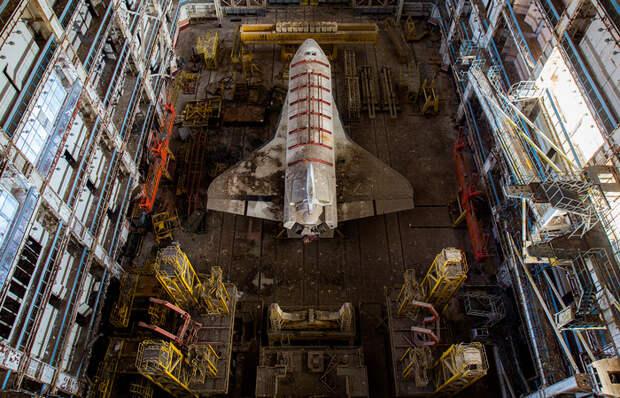 Осколки величия: в забытых корпусах Байконура гниет и покрывается пылью бесценный проект