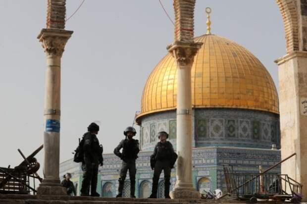 Из-за беспорядков в Иерусалиме изменен маршрут традиционного шествия