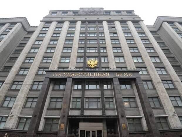 В Госдуме сообщили о 10 иностранных центрах, планирующих незаконные акции в России