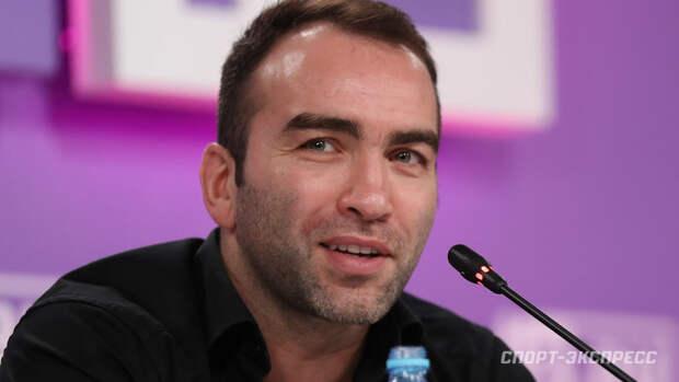 Гаджиев рассказал одальнейшей судьбе Шлеменко влиге AMC Fight Nights