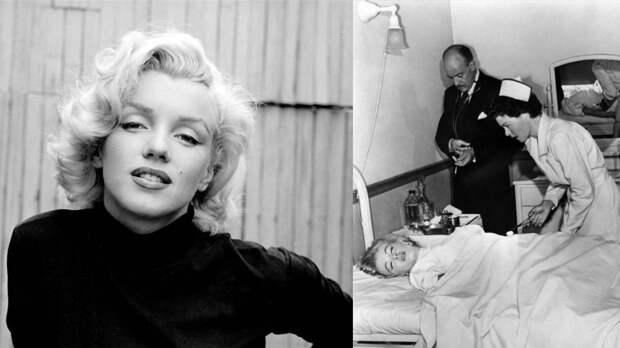 Проделки ЦРУ или месть первой леди? Кто или что убило Мэрилин Монро?