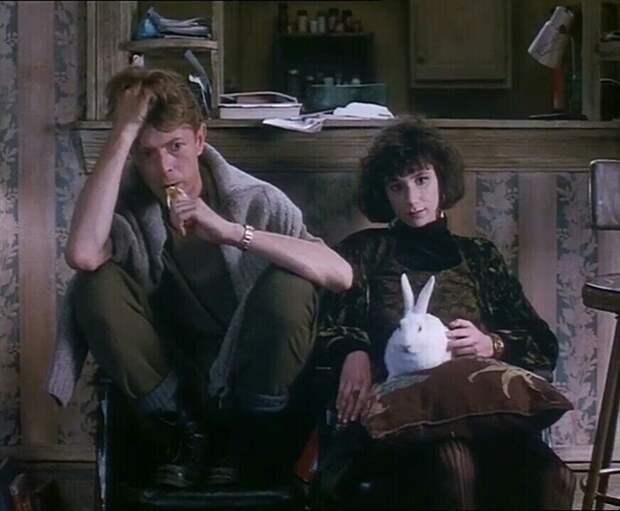 Кадр  из фильма «История с ограблением» (1991)