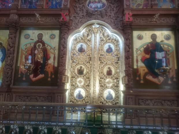 Успенский Кафедральный Собор. Астрахань