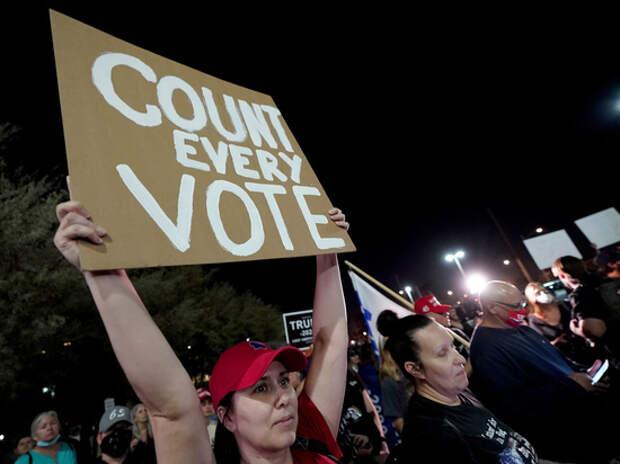 Что происходит в Нью-Йорке и чего ждут после выборов президента США