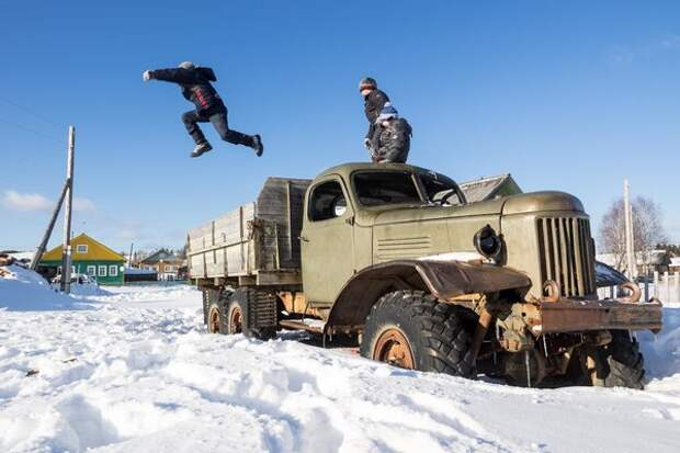 Как живут люди на Севере России
