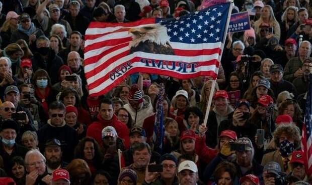 Раскол Америки: США пришёл конец?
