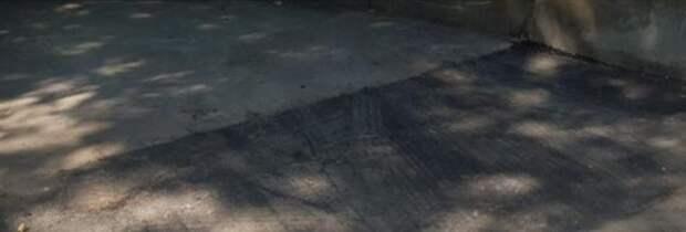Провал грунта на дороге по 1-ой улице Синичкина устранили – Жилищник