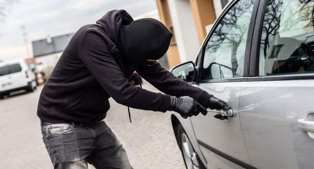 Эксперты назвали самые угоняемые автомобили в июне 2021 года