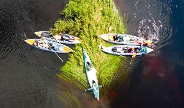 В Тверской области состоится трехдневный сплав по реке Тьме